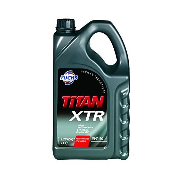 TITAN XTR 5W30 5L