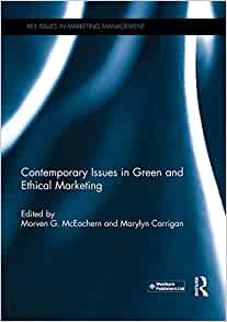 ethical issues in green marketing 2007-4-19  motivations of the ethical consumer  the green consumer's shopping guide (gollancz, london) google  sensitive groups and social issues are you marketing correct.