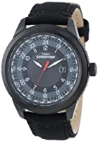 Timex Men's T49820DH Expedition Military Classic All-Black Nylon Strap Watch from Timex