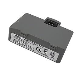 Battery AT16004-1*lion 7.4v2600mAh(Cells of Made in Japan Li2600mAh) for Zebra QL220, QL220+, QL320 QL320+Scanners Printers.