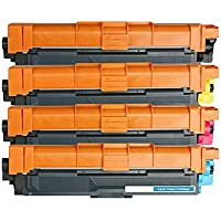 4 Pack Compatible TN253 TN257 Toner Cartridge for Brother DCP-L3510CDW MFC-L3750CDW MFC-L3770CDW L3745CDW HLL3230CDW…