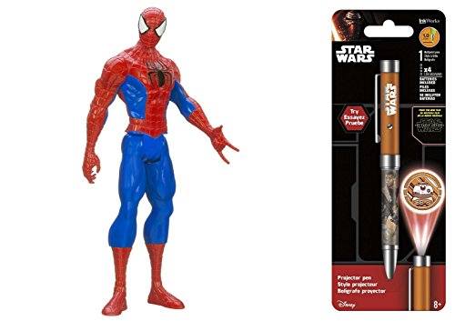 Super Hero Spider-Man Titan 12 inch Hero Series Action Figures Toys