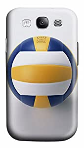 Samsung Galaxy S3 I9300 Cases & Covers - Volleyball Custom PC Soft Case Cover Protector for Samsung Galaxy S3 I9300