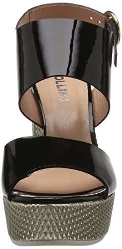 Pollini 436 - Tira de tobillo Mujer plateado (PLATINUM)