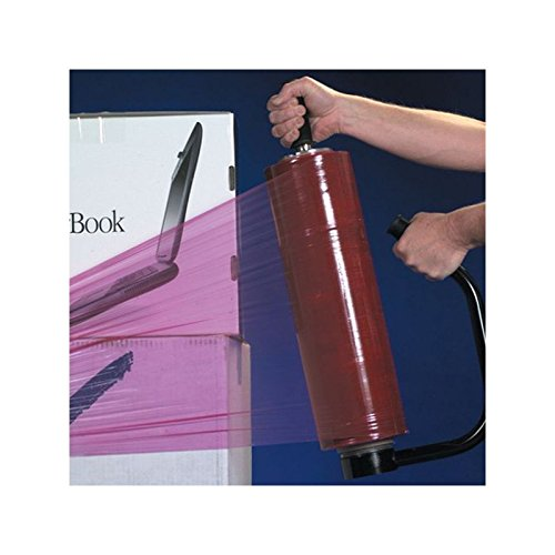tatic Cast Stretch Film, 80 Gauge, 17