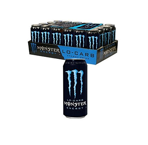 monster 24 energy low carb - 4