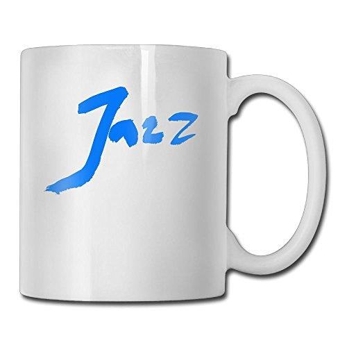 lue) Unisex Custom Mug Quality White Tea Cup 11oz ()