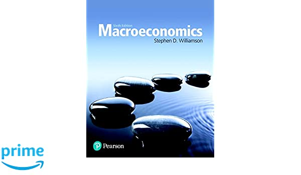 Macroeconomics 6th edition the pearson series in economics macroeconomics 6th edition the pearson series in economics 9780134472119 economics books amazon fandeluxe Image collections