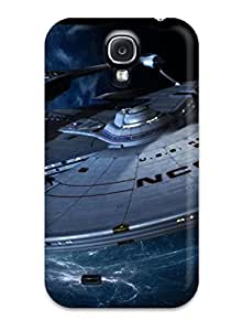 Galaxy S4 Case Slim [ultra Fit] Star Trek Protective Case Cover