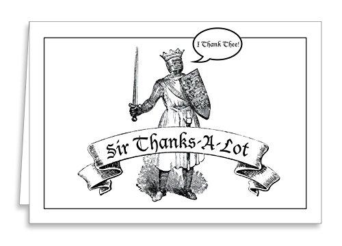 Guajolote Prints Envelopes Lancelot Knight