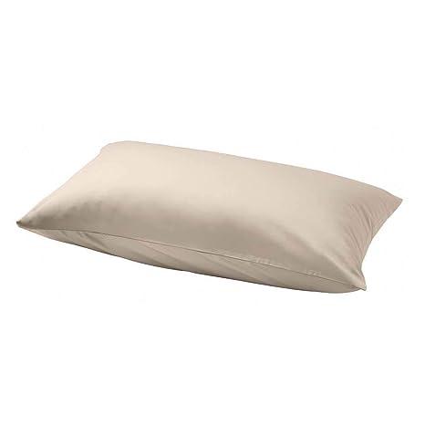 Amazon.com: IKEA ASIA NATTJASMIN Pillowcase Light Beige ...