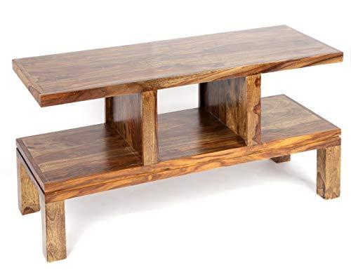 Ikiriya CABW06 Solid Sheesham Wood TV Unit/TV Stand/TV Cabinet