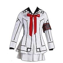 Dream2Reality Japanese Anime Vampire Knight Cosplay Costume - Cross Academy Night Class Female Uniform XXX-Large