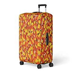 This New Model luggage cover is made of durable high quality material.Superior sublimation quality makes the pattern more vivid and the color brighter.Double-stitched all over, full of stretch and high elasticity, ensure your suitcase stays s...