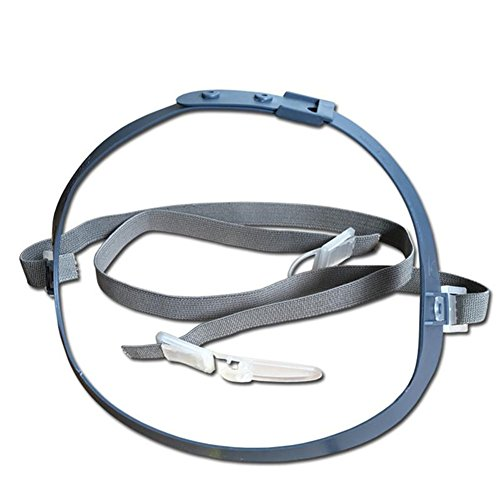 (Pack of 2) Head Harness Assembly 7581, Respiratory Protection Replacement Part, Head - Assembly Head Harness