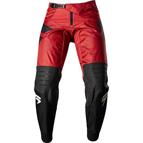 2018 Shift Black Label Strike Pants-Dark Red-36