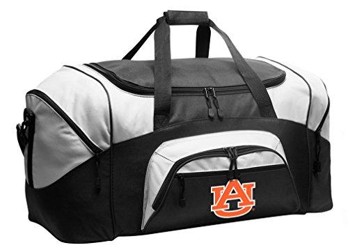 Large Auburn Duffel Bag Auburn University Suitcase or Gym Bag for Men Or Her