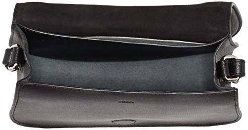 Joop Damen Pure Felipa Shoulderbag Svf Schultertaschen, 22x16x6 cm Schwarz (900)