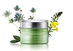 El tratamiento del acné a base de plantas Anti- renovar y Balancing Cream, Crema hidratante para la piel propensa al acné para la regeneración celular, cerrar los poros, eliminar el exceso de aceite y humedad Mantenga la cara