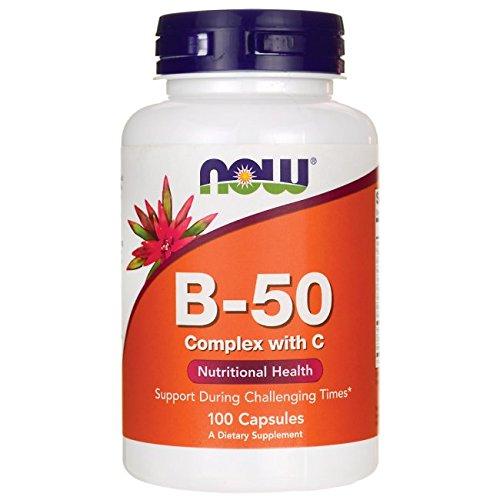Vitamin B-complex 50 Capsules - 7