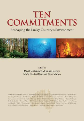 Harriss Guide - Ten Commitments: Reshaping the Lucky Country's Environment