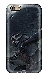 Earurns Iphone 6 Well-designed Hard Case Cover The Witcher Protector