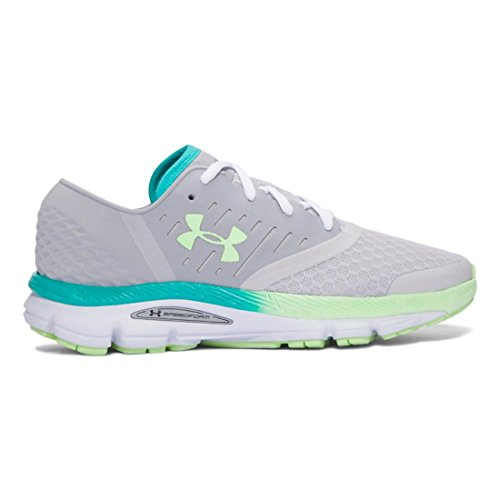 Donna W UA Overcast Running Armour Under Intake Grey Speedform Scarpe q7xvRwp0