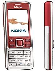 Nokia 6300 Red Silver Color- 100% Original Nokia Mobile