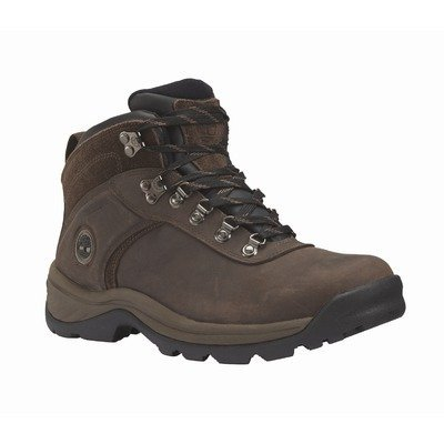 Timberland Womens Flume Mid Waterproof Boot Brown – DiZiSports Store