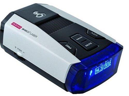 Cobra SPX 6600 15 Band Radar Detector