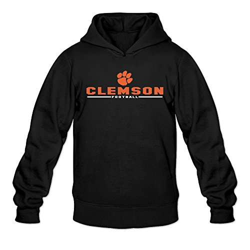 Clemson Tigers Custom Wordmark Hoodies