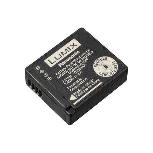 Panasonic DMW-ZSTRV Lumix Battery & External Charger Travel Pack, Black