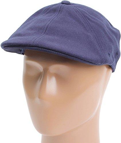 Kangol Unisex-Adult's Wool Flexfit 504 Cap dark blue L/XL