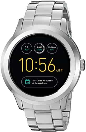 Fossil Q Founder Gen 2 Stainless Steel Touchscreen Smartwatch FTW2116