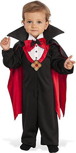 Rubie's Baby Dapper DRAC Costume, As Shown, Toddler]()