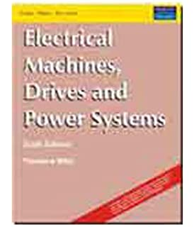 Buy electrical machines drives and power systems book online at low electrical machines drives and power systems old edition fandeluxe Gallery