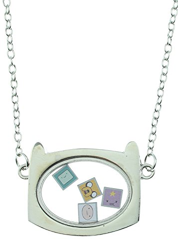 Adventure Time Character Shaker Necklace (Marceline Adventure Time Costume)