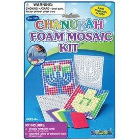 Hanukkah Foam Mosaic Kit