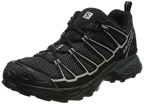 Image of Salomon Men's X ULTRA PRIME Hiking Shoe, asphalt, 13 M US