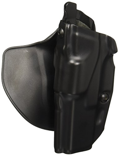 Als Holster (Safariland 6378 ALS, Paddle & Belt Slide Holster, Glock 17, 22, Plain Black, Right Hand)