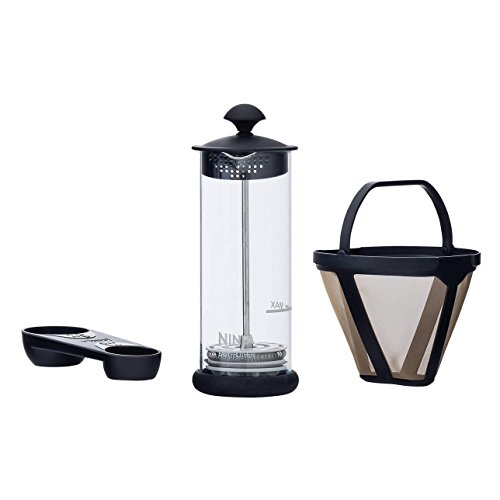 Ninja CF085REF Thermal Carafe Coffee Bar (Certified - Import It All