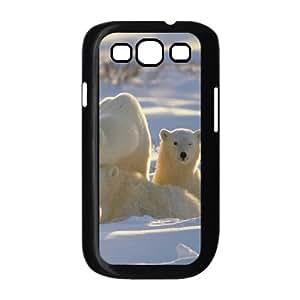 VNCASE Polar Bear Phone Case For Samsung Galaxy S3 i9300 [Pattern-1] by icecream design