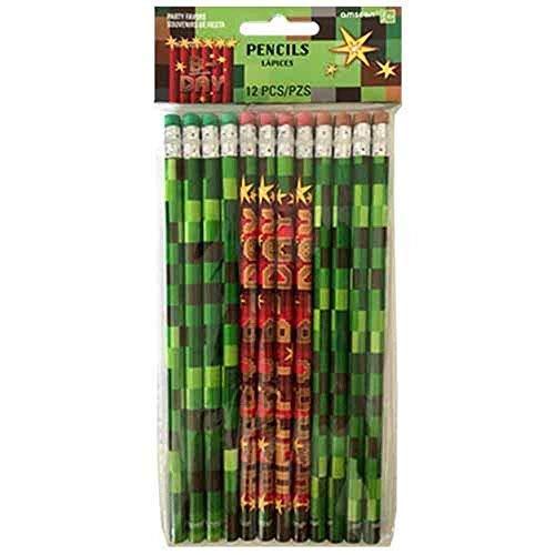 - 'TNT Party' Pencils / Favors (12ct)