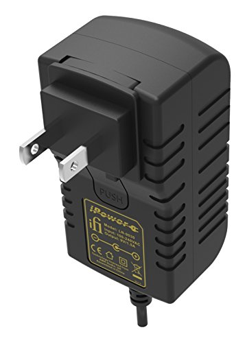 iFi audio iPower 15V Low Noise DC Power Supply with International Travel Adapters