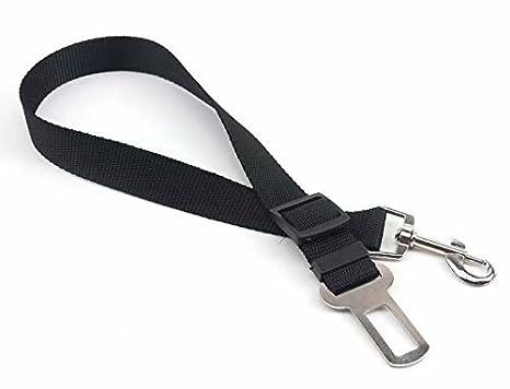 Waymeduo Cinturón de Seguridad de Coche Para Perros/Cinturón de ...