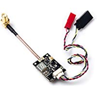 Wolfwhoop T86P 0/25mW/200mW/600mW Switchable 40CH FPV Transmitter with Pigtail for Professional Drone Racing with Race Band
