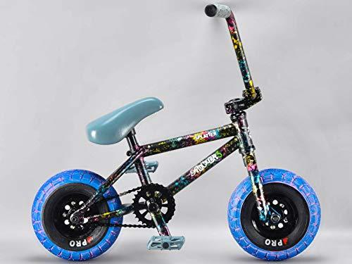 Rocker 3+ Splatter BMX Mini BMX Bike