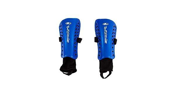 f8c73880a61fa Caneleira Futebol Com Tornozeleira F11 Spoart (Azul)  Amazon.com.br   Esportes e Aventura