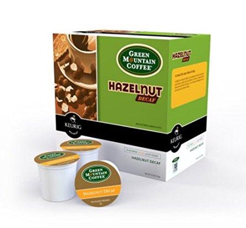 (Green Mountain Coffee Keurig Hazelnut Decaf K-Cup, 12 ct)