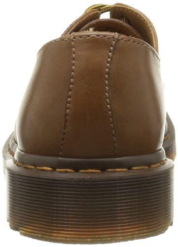 Dr Martens DORIAN Rugged Servo Lux 15761201 Unisex-Erwachsene Schnürhalbschuhe Braun